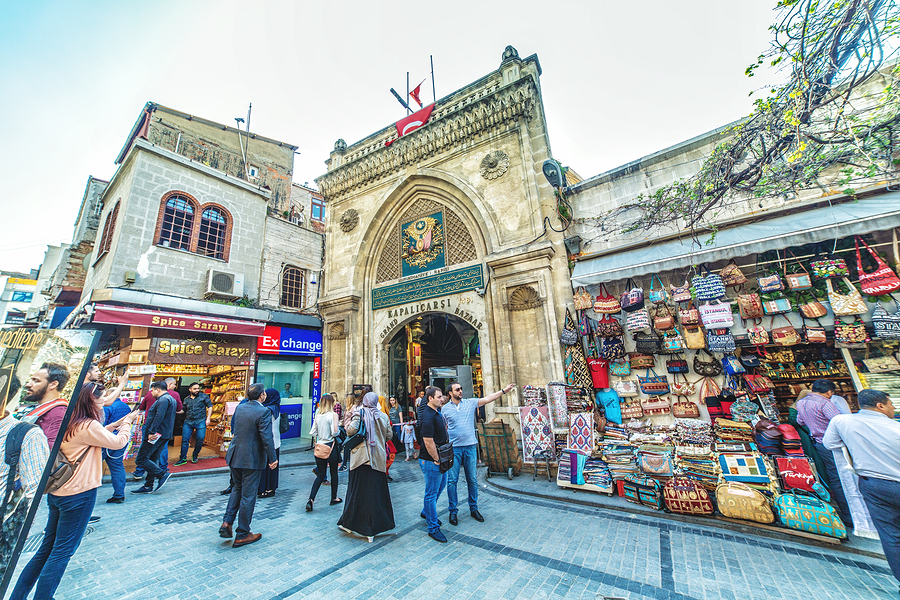 istanbul grand bazar - Shopping